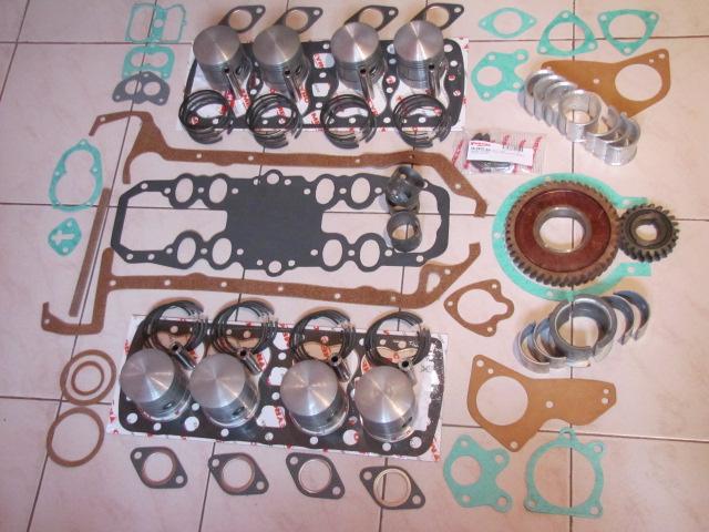 Kit de repuestos de motor ford v8 85hp