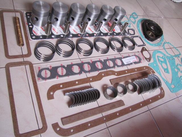 Kit de repuestos motores dodge-plymouth 6 cil.