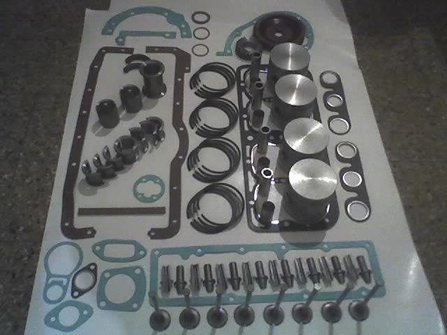 Repuestos de motor ford a