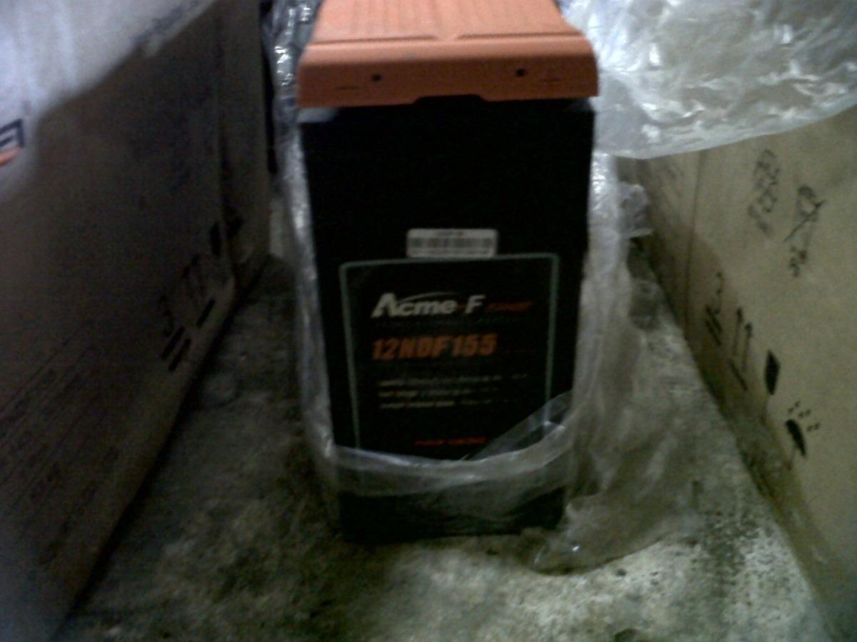 Bateria gel 155 amperes 12 volts