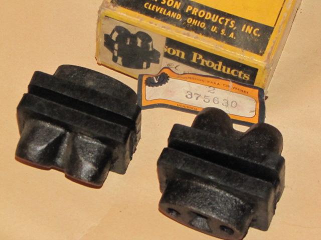 Montantes laterales de motor chevrolet 34 master
