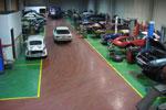 Taller Mecánico Restauración y Mantenimiento de Vehículos Clásicos, Deportivos y Antiguos