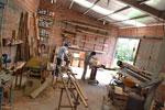Restauración y Fabricación de Piezas Especiales en Madera