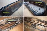 Restauración de Tableros (Torpedos - Frentes - Guanteras - Etc). Especialidad en Tableros de Torino 66 al 78