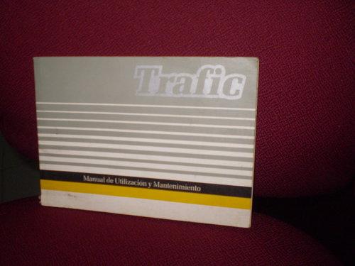 Repuesto Manual Trafic