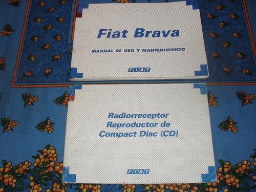 Part Manual Fiat Brava