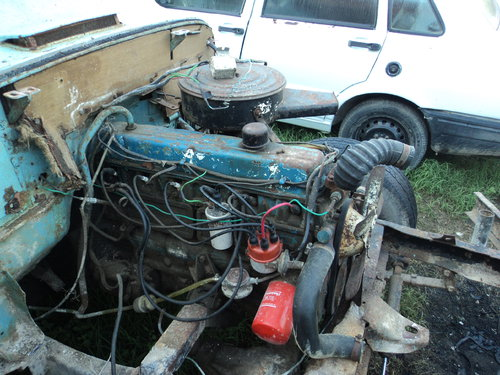 Repuesto Motor Chevrolet 230