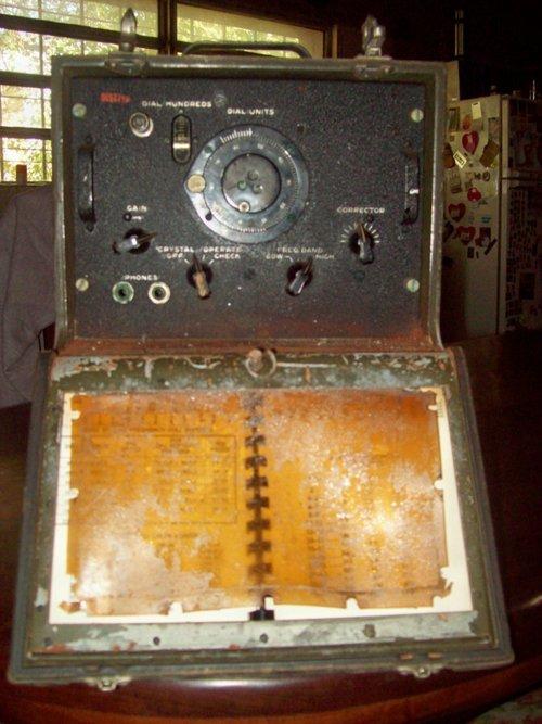 Part Radio Military 1944