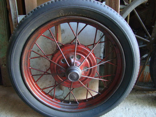 Part Ford Wheel To