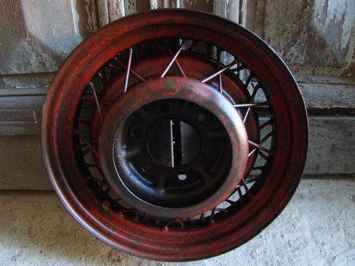Part Wheel Chrysler