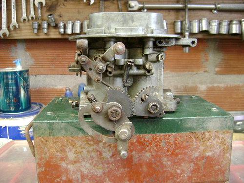 Repuesto Carburador Solex 3434