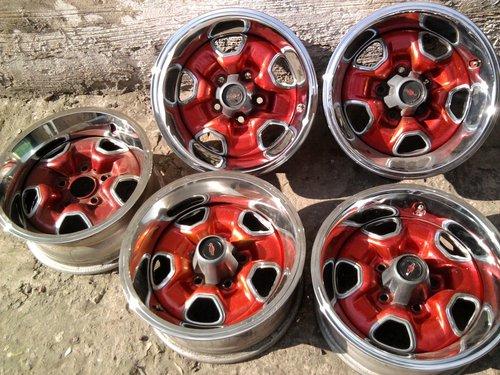 Repuesto Llantas Serie 2 Coup� Chevy