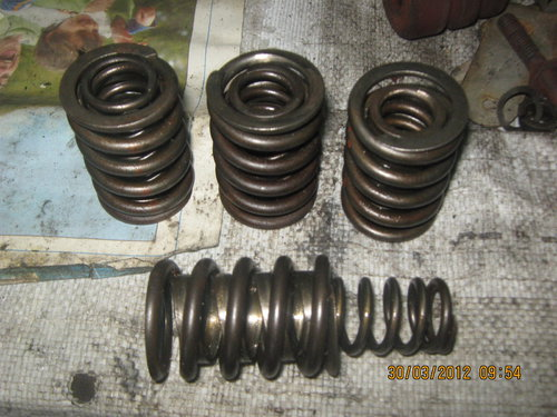 Part Competition Springs