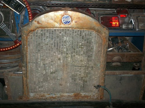 Part Mask Radiator Rugby