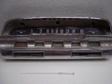 Part Board Ford Falcon