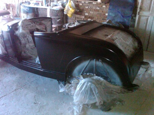 Part Lateral Tail Ford A Voiture 1931