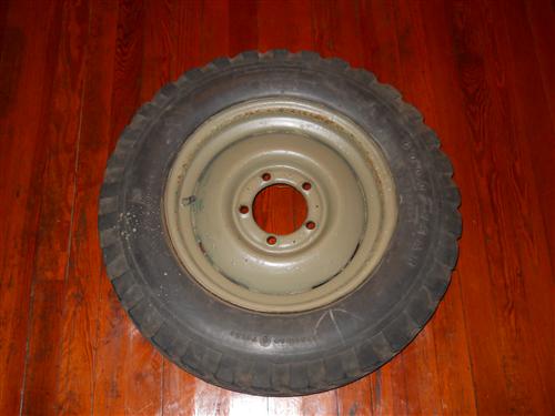 Repuesto Rueda Jeep