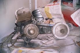 Repuesto Motor Lambretta 150 LD
