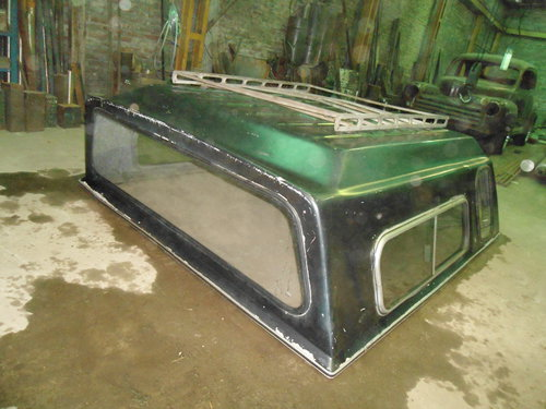 Part Dome Ford F-100