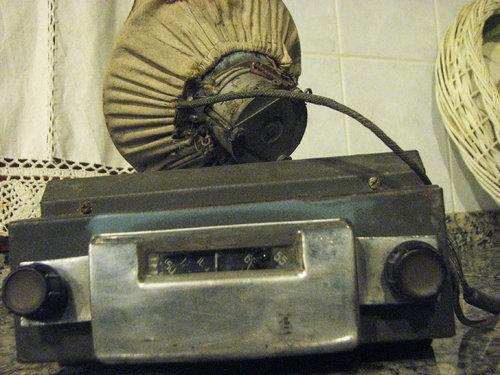 Repuesto Radio Chevrolet Bel Air