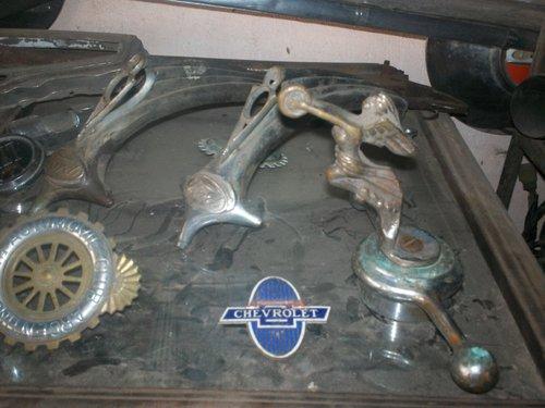 Part Ornament Radeador