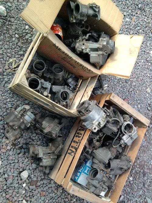 Repuesto Carburadores Antiguos
