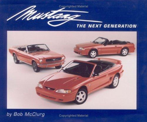 Part Book The Next Generation Mustang