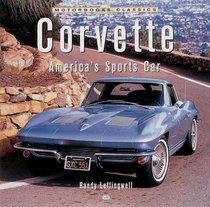 Part Book Corvette Americans Sports Cars