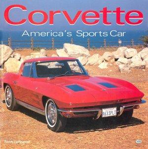 Repuesto Libro Corvette America's Sports Car