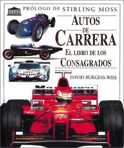 Repuesto Libro Autos Carrera