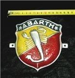 Part Abarth Badge