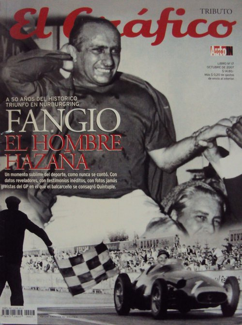 Part Graphic Juan Manuel Fangio