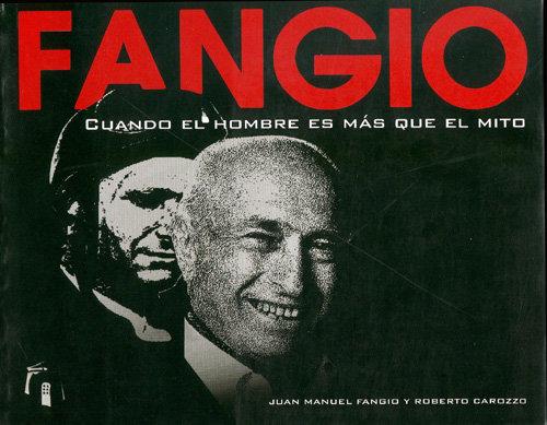 Part Book Juan Manuel Fangio