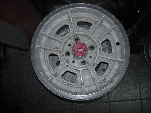 Part Wheels Type Abarth