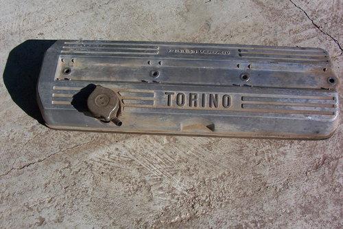 Part Cap Valves Torino 7 Benches