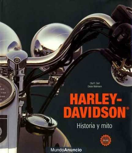 Part Harley Davidson History Myth