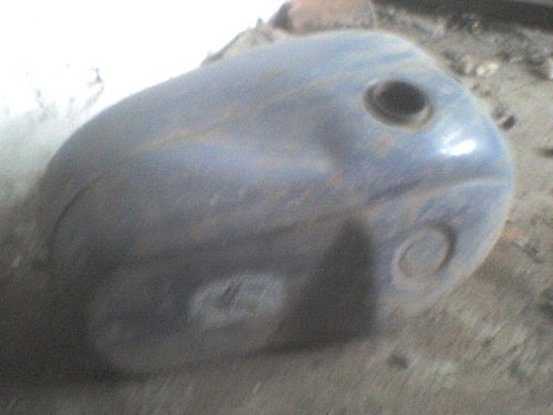 Part Motorcycle Gasoline Tank