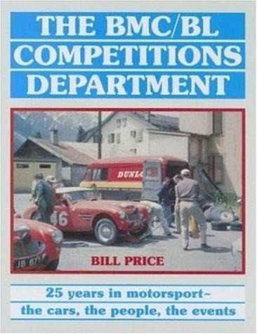 Part Bmc/bl Competitions Department