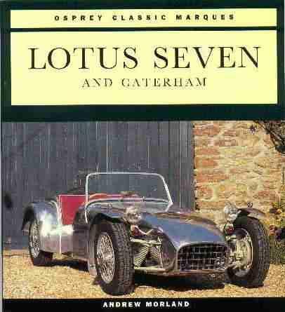 Repuesto Lotus Seven And Caterhan
