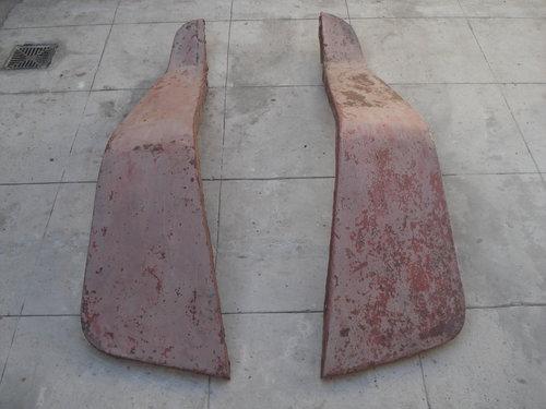 Part Fenders Grill Rastrojero
