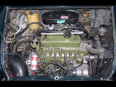 Repuesto Motor Austin Mini