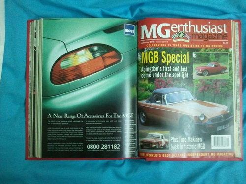 Part Mg Entusiast Magazine