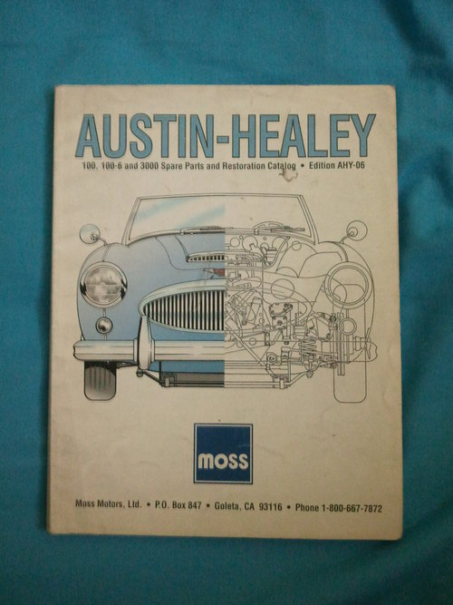 Part Austin Healey