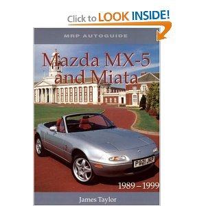 Repuesto Mazda MX-5 And Miata, 1989-1999