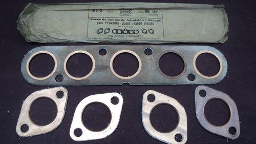 Part Board Exhaust
