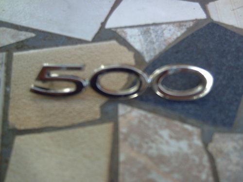 Repuesto Insignia Fairlane 500