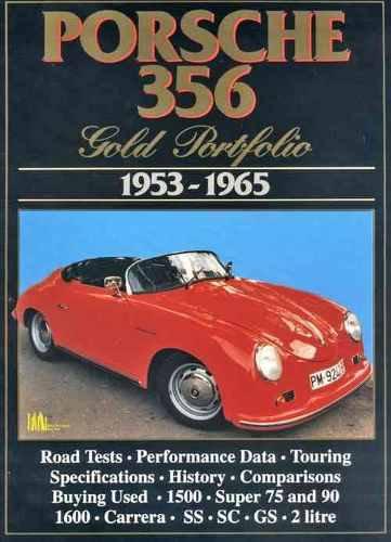 Part Porsche 356 Gold Portfolio