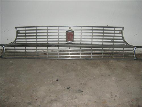 Repuesto Parrilla Aros Faros Fiat 1500 B