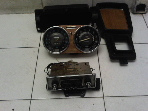 Part Fiat 125 Accessories