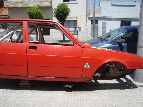 Part Alfa Giulietta 1978 Doors